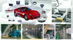 汽車塑膠零配件OEM/ODM代工