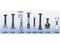 E.001公母螺丝组(帐簿钉)