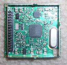 寬頻900MHz 無線影像聲音發射機