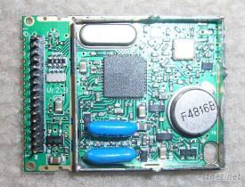 寬頻900MHz 無線影像聲音接收機