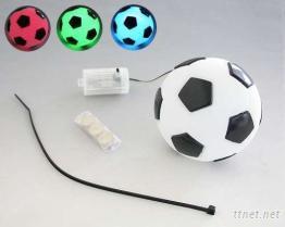 (車用裝飾燈) 足球吊飾