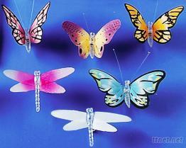 人造蝴蝶/蜻蜓