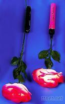 人造光纤花