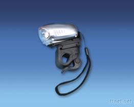 腳踏車燈(手搖充電)