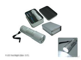 LED鋁合金手電筒