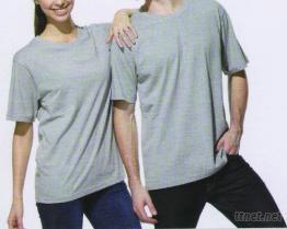 棉T-圓領T恤