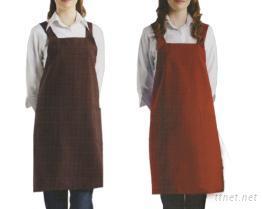 H型日式單層防水圍裙
