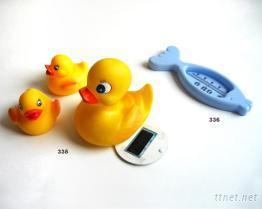 洗澡玩具溫度計