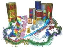 禮品包裝及節慶飾品系列