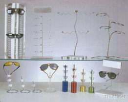 眼鏡展示架