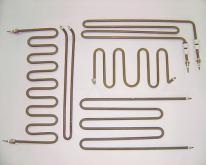 乾燥型高溫用電熱管