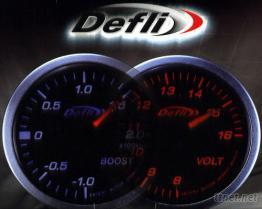 defli賽車儀表