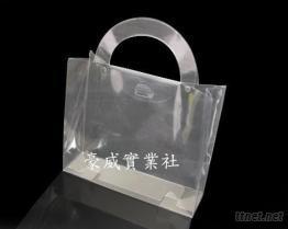 手工折疊盒,  透明塑膠盒, 包裝盒