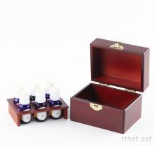 10ml精油 六罐装收纳木盒