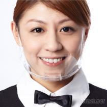輕量型透明口罩
