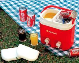 野餐双槽保温桶