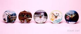 個人化CD鐘