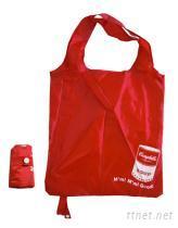 廣告便利折疊環保袋