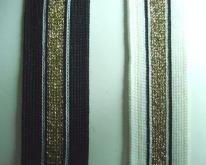 金蔥金邊織帶