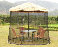 戶外防蚊蟲休閒傘