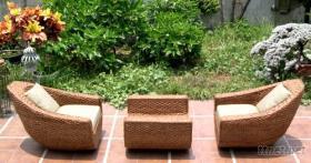 船型休閒椅組