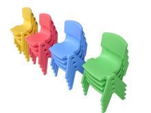 彩色環保椅