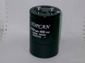 鋁質高壓電解電容器