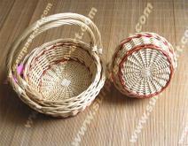 柳條編織品