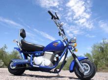 汽油滑板车 (Gassoline Scooter)