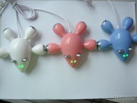 老鼠 USB 集線器
