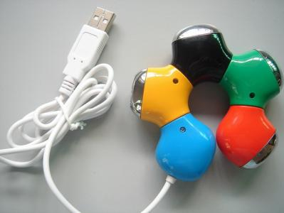 甜甜圈 USB HUB