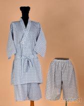 浴衣+短褲