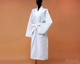 浴袍/蜂巢布