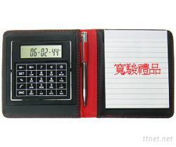 10181207 旋轉計算機筆便條本