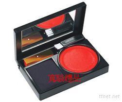 50662286 鏡子雙色印泥盒