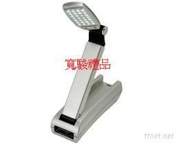 USB折叠式阅读灯