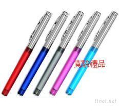 半金屬粉彩鋼珠筆