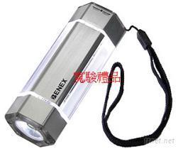 66102609 铝合金露营灯手电筒