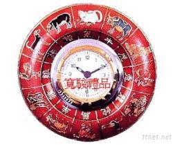 景泰蓝12生肖鬧钟