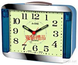 11791353 夜光面板长方形鬧钟