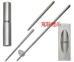 鋁合金雙節筷架組