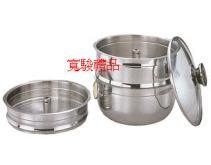 60793629 22 cm多功能噴射蒸氣鍋