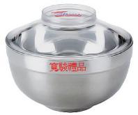 67650671 16 cm不鏽鋼隔熱碗附蓋