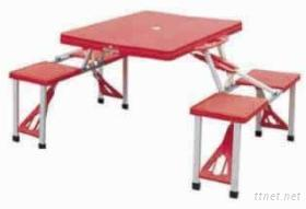 折疊式野餐桌