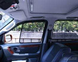 專車用遮陽簾