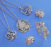 半宝石饰品