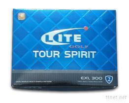 LITE 高尔夫二层球 (  EXL 300 )