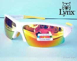 LYNX绿片偏光太阳眼镜 ( LX-806 )