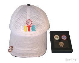 LITE帽夹MARK  ( A-01 )