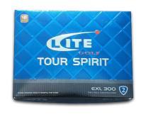LITE 高爾夫二層球 (  EXL 300 )